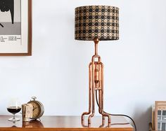 We present you STOPO - handcrafted lamp made of pure copper. Thanks to the combination of this noble material and warm light of Edison-styled lightbulbs