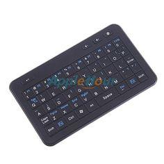 Mini Wireless Bluetooth Keyboard for PS3 iPhone 4/iPad/iPod (keyboard004)  $29.05  www.mnrsoft.com