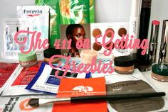 How to get free beauty samples in the mail!! Perfect for the low-budget beauty junkie :)