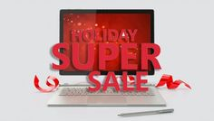 Microsoft Surface Pro 4 and Surface Book Holiday Super Deals for Christmas