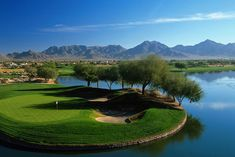 TPC Scottsdale - played it - loved it - it didn't love me back. Great steak at The Grill afterwards!