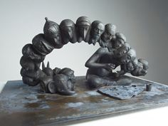 NS Harsha, In the chain of consumption, 2012