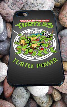 Teenage Mutant Ninja Turtles Hero for iPhone 4/4s, iPhone 5/5S/5C/6, Samsung S3/S4/S5 Unique Case *99*