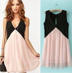 Lindo vestido veraniego