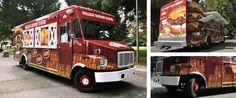 Legion Food Trucks & Catering Vehicles project Archive - Legion Food Trucks…