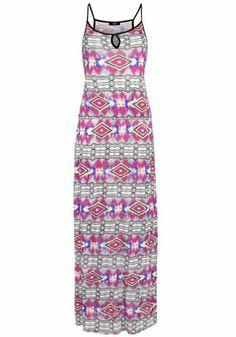 F&F Tribal Print Maxi Dress - £16 #FeelTheHeat