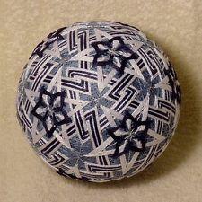 Japamese Temari Ball