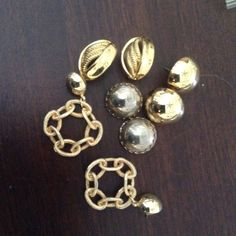 I just listed Earrings ($10) on Mercari! Come check it out! http://item.mercariapp.com/gl/m904774423