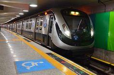 Rio metro line