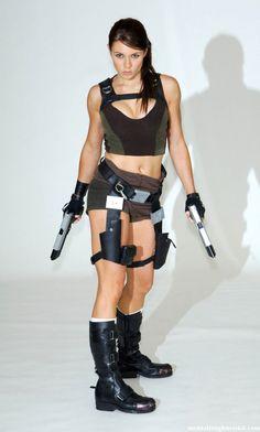 Lara Croft Alison Carroll