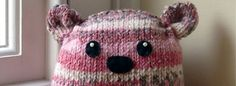 Plump Flump form Gift Horse Knit Kits! Knitted..