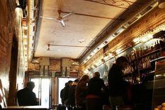 Oviso Barcelona (cafe bar)