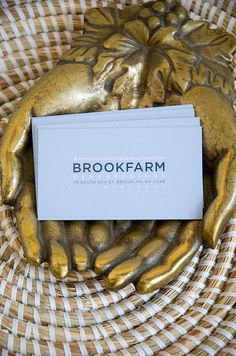 Brook Farm General Store by decor8, via Flickr