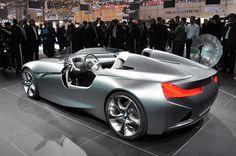 BMW Vision concept
