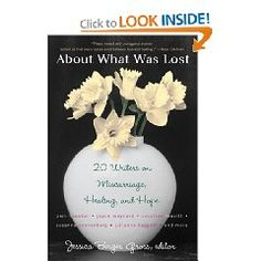 About What Was Lost by Jessica Berger Gross