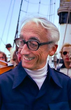 Jaques Cousteau Jacques Yves Cousteau, Dog Day Afternoon, Sea Shepherd, Marine Conservation, People Of Interest, Influential People, Important People, Biologist, Underwater World
