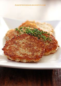 German Potato Pancakes - Oktoberfest