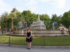 Fountain of Hispalis Sevilla Sevilla Spain, Seville, Lisbon, Fountain, Seville Spain, Sevilla, Spain, Water Fountains