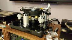 Zorin Audio TP-S7 turntable