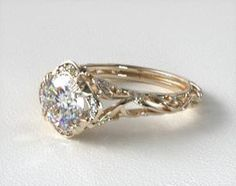 Vintage Engagement Rings | JamesAllen.com