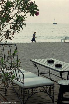 Vama Veche - Black Sea seaside resort for young people