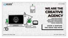 Web Design Company, Advertising Agency, Digital Marketing Services, Software Development, Search Engine, Mobile App, Online Business, Branding, Ads
