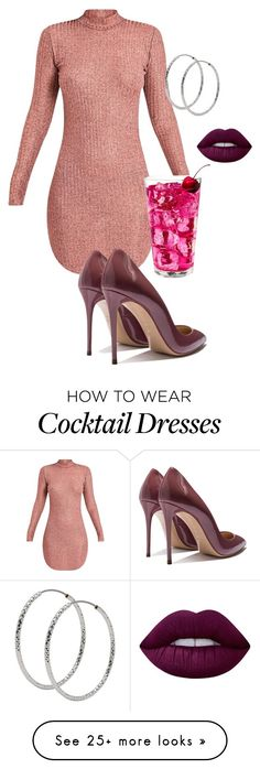 """"""""""" by ranah23 on Polyvore featuring Lime Crime and M&Co"""