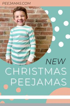 Peejamas first-ever Christmas prints! These Peejamas don't only come in two new colors, but also design. Made with the same absorbent function in mind, but accommodating the colder weather, we chose… More