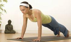 the prone plank