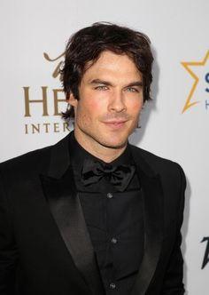 Ian at the Heifer International Awards, August 22, 2014.