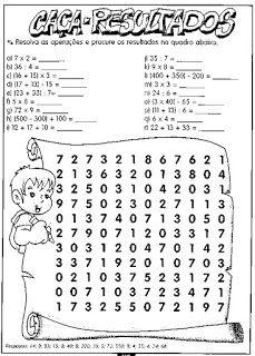 Expressões numéricas simples e com parênteses                                                                                                                                                     Mais