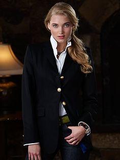 Sabina blazer - jackets - women - Gorsuch