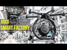 2016 Audi Smart Factory - Future of Audi Production - YouTube