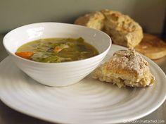 5-2 diet recipes - chicken and leek easy casserole