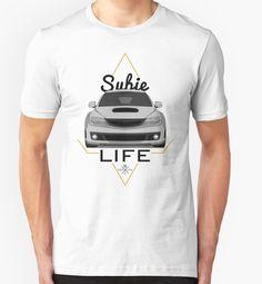 Subaru Impreza Subie life white by Subspeed