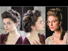 Elizabeth Swann (Pirates of the Caribbean) | Tutorial | Beauty Beacons of Fiction - YouTube