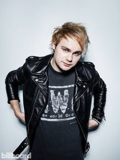 Michael Clifford of 5 Seconds of Summer