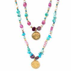 Taj Mahal Necklace at http://www.arhausjewels.com/product/nc819/necklaces. $88.00 #arhausjewels #necklaces
