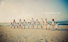 Family photo idea for this years beach trip :)