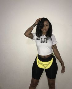 Best Baddie Outfits Part 15 Chill Outfits, Dope Outfits, Short Outfits, Summer Outfits, Casual Outfits, Fashion Outfits, Womens Fashion, Baddies Outfits, Fashion Ideas