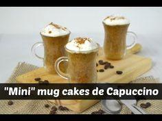 Cuuking!: Mini mug cakes de cappucino (con videoreceta) para #CuukingLovesMugcakes