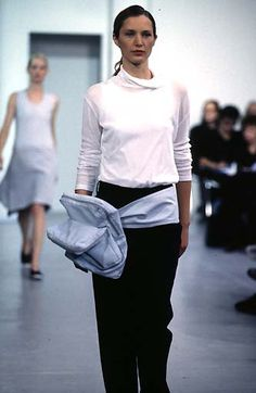 old is new is old is new - Helmut Lang SS98