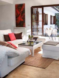 Jurnal de design interior - Amenajări interioare : O frumoasă amenajare în apropiere de Madrid