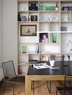 Blendwerk - bord - overfalde - Desktop - Furniture Linoleum – Forbo – interior design - home decor - table #forbo #interiordesign #linoleum