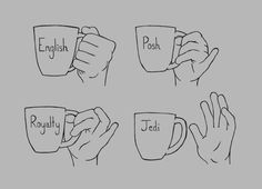 Image uploaded by Holly . Find images and videos about funny, humor and tea on We Heart It - the app to get lost in what you love. Star Wars Rebels, Star Trek, Geeks, Posh English, Tea Etiquette, Table Etiquette, English Royalty, The Force Is Strong, Starwars