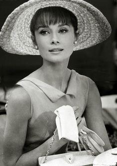 "Audrey Hepburn in ""Paris When it Sizzles"" (1964)"