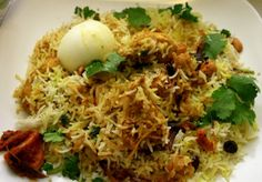 Third Kitchen: Biriyani