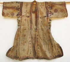 A young shepherd's coat from Nuristan, Afghanistan