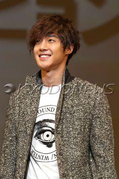 Kim Hyun Joong 김현중 at UNLIMITED PREMIUM Event