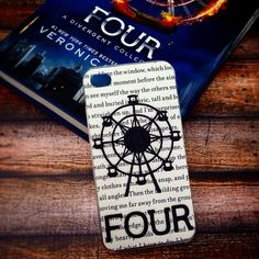 "Handmade ""FOUR"" iPhone case from TheSourcersPhone"
